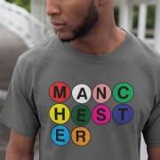 Manchester Circles T-Shirt