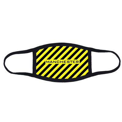 Manchester Hacienda Style Face Mask