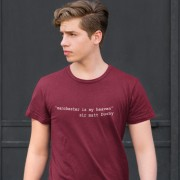 "Matt Busby ""Manchester is my Heaven"" T-Shirt"