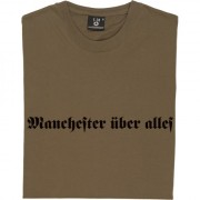 Manchester Uber Alles T-Shirt
