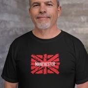 Manchester Union Jack T-Shirt