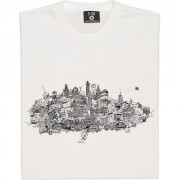 Manchester Landmarks T-Shirt