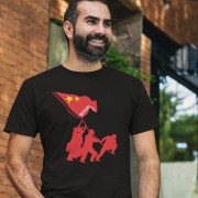 Mancunia Flag Bearers T-Shirt