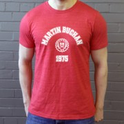 Martin Buchan 1975 T-Shirt