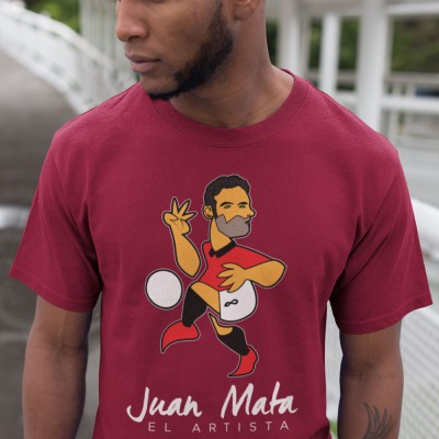 "Juan Mata ""Picasso"""