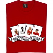 Matt Busby's Aces T-Shirt