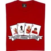 Matt Busby's Aces T-Shirt