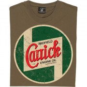 Michael Carrick Engine Oil T-Shirt