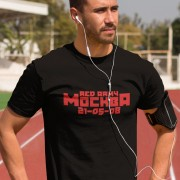 Red Army Moscow 21-05-08 T-Shirt