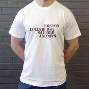 Moston, Collyhurst, Salford, Ancoats T-Shirt