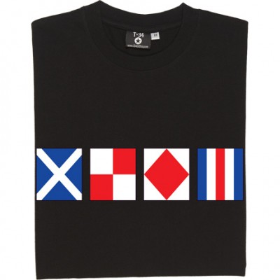 MUFC Nautical Signal Flags