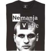 Nemanja Vidic: Breaking Bad T-Shirt
