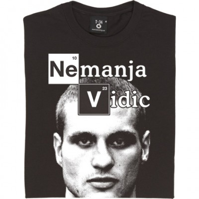 Nemanja Vidic: Breaking Bad