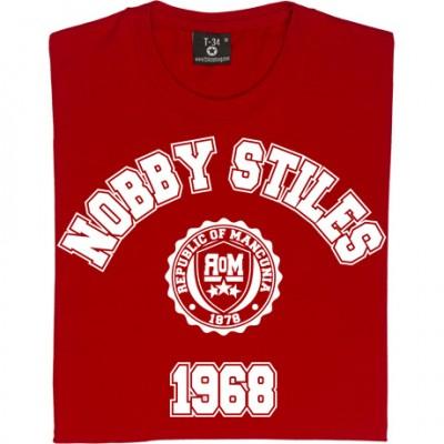 Nobby Stiles 1968
