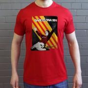 "Ole Gunnar Solskjaer ""Catalonia"" T-Shirt"