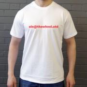 ole@thewheel.utd T-Shirt