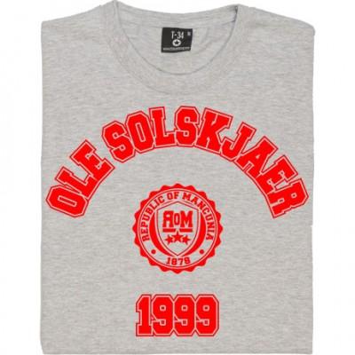 Ole Gunnar Solskjaer 1999