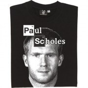 Paul Scholes: Breaking Bad T-Shirt