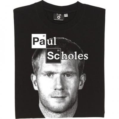 Paul Scholes: Breaking Bad