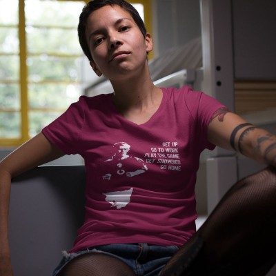 Paul Scholes Play The Game T-Shirt