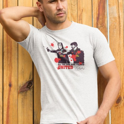 "Pulp Fiction ""All The Cool Kids Follow United"""