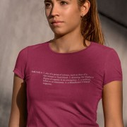 Red Definition: United T-Shirt