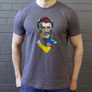 Roy Keane Colour Block T-Shirt