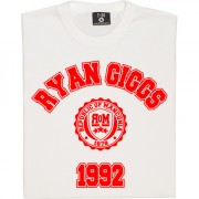 Ryan Giggs 1992 T-Shirt