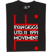 Ryan Giggs Movement T-Shirt