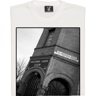 Salford Lads' Club Photgraph