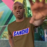 Sancho Marathon Man T-Shirt