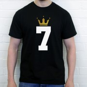 Number Seven Crown T-Shirt