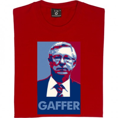 "Sir Alex Ferguson ""Gaffer"""