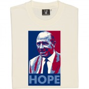 "Sir Matt Busby ""Hope"" T-Shirt"