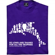 So Long And Thanks For All The Trophies T-Shirt