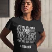 Spanish Dave T-Shirt