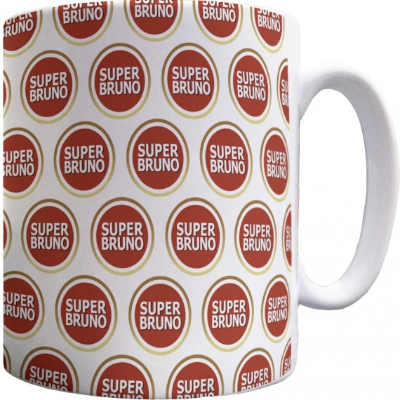 Super Bruno Pattern Mug