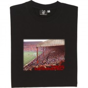 I Was Born Under The Stretford End T-Shirt