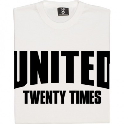 United: Twenty Times