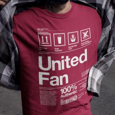 United Fan Packaging T-Shirt