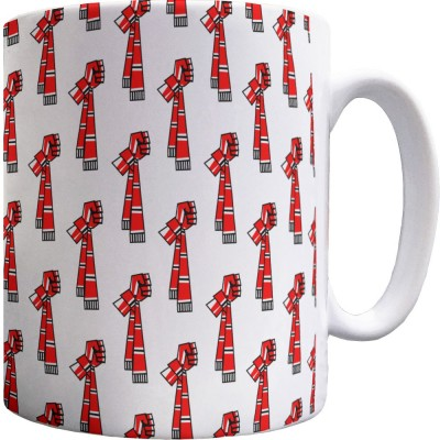 United Fist Pattern Mug
