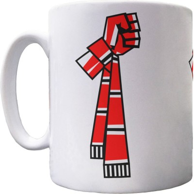 United Fist Ceramic Mug