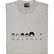 United Hairstyles T-Shirt