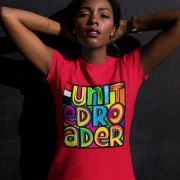 United Roader (Multicolour) T-Shirt