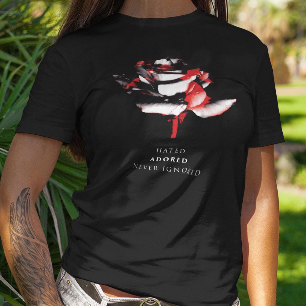 United Rose T-Shirt | TShirtsUnited