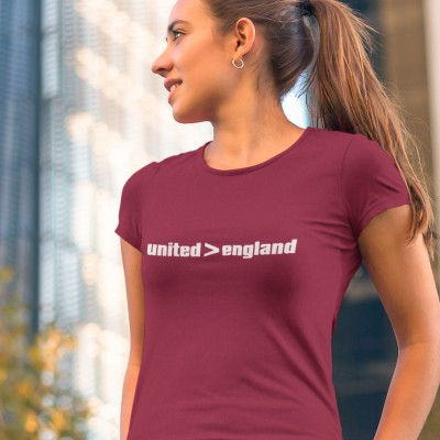 United Are Greater Than England