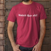 United Uber Alles T-Shirt