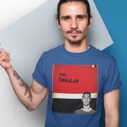 Viva Ronaldo (Red, White & Black) T-Shirt