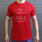 Watching United Heartbeat T-Shirt
