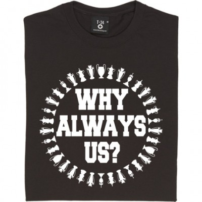 Why Always Us?